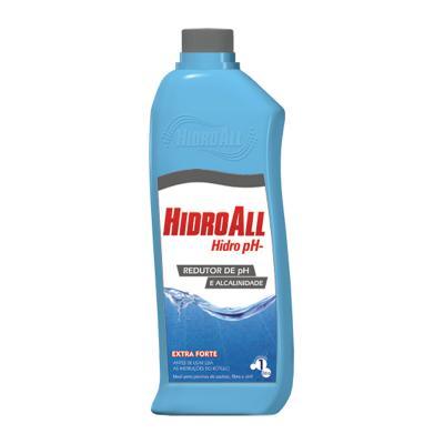 Estabilizador ph - 1lt hidroall