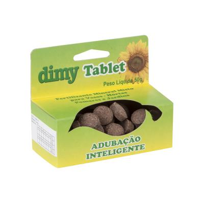 Fertilizante dimy tablet    24x50g