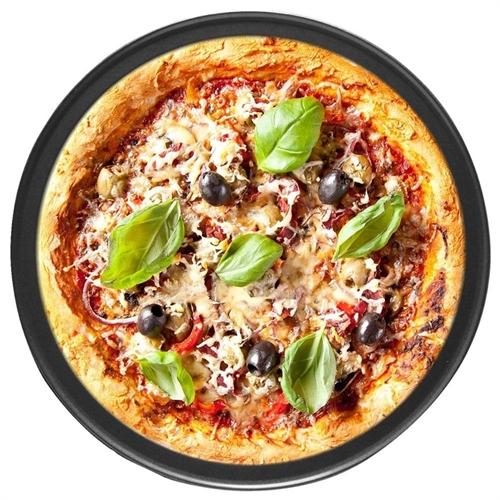 Forma Pizza Assadeira Antiaderente 35cm Premium Inmetro Yazi