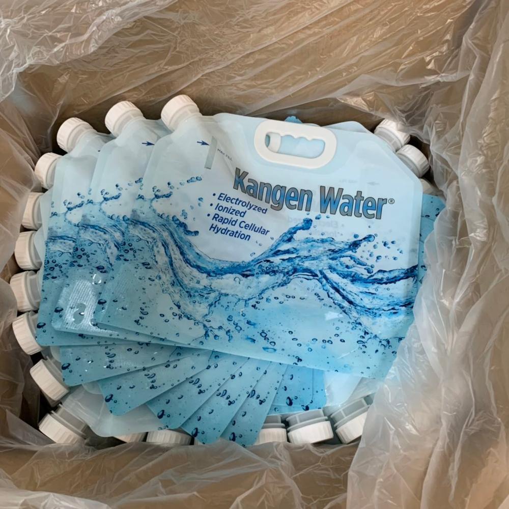 Galão Kangen Water BPA Free 5 Litros Enagic