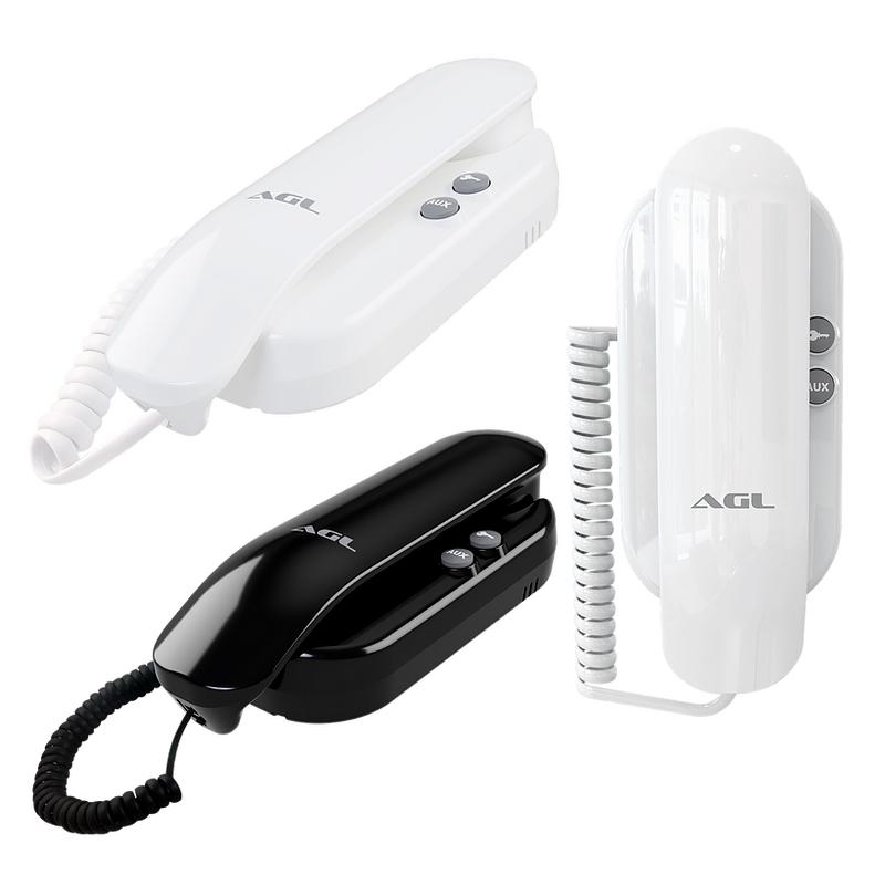 Interfone  2 Teclas S100 p/ Porteiro Eletronico AGL