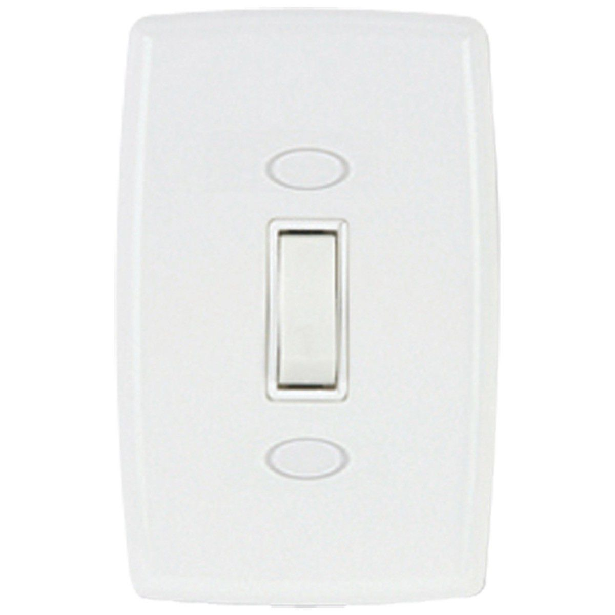 Interruptor Simples Safira Ilumi Cx/25