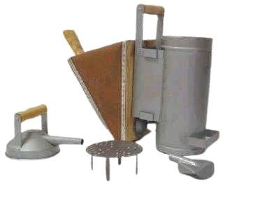 Kit Apicultor Completo Macacão Fumigador Garfo 6 Itens Celi
