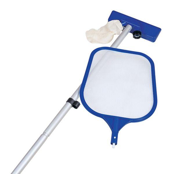 FL-Kit Limpeza Manutenção Piscina 5 peças - Intex