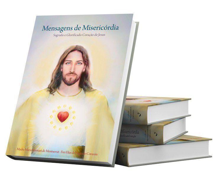 Livro Mensagens de Misericordia - Iridin