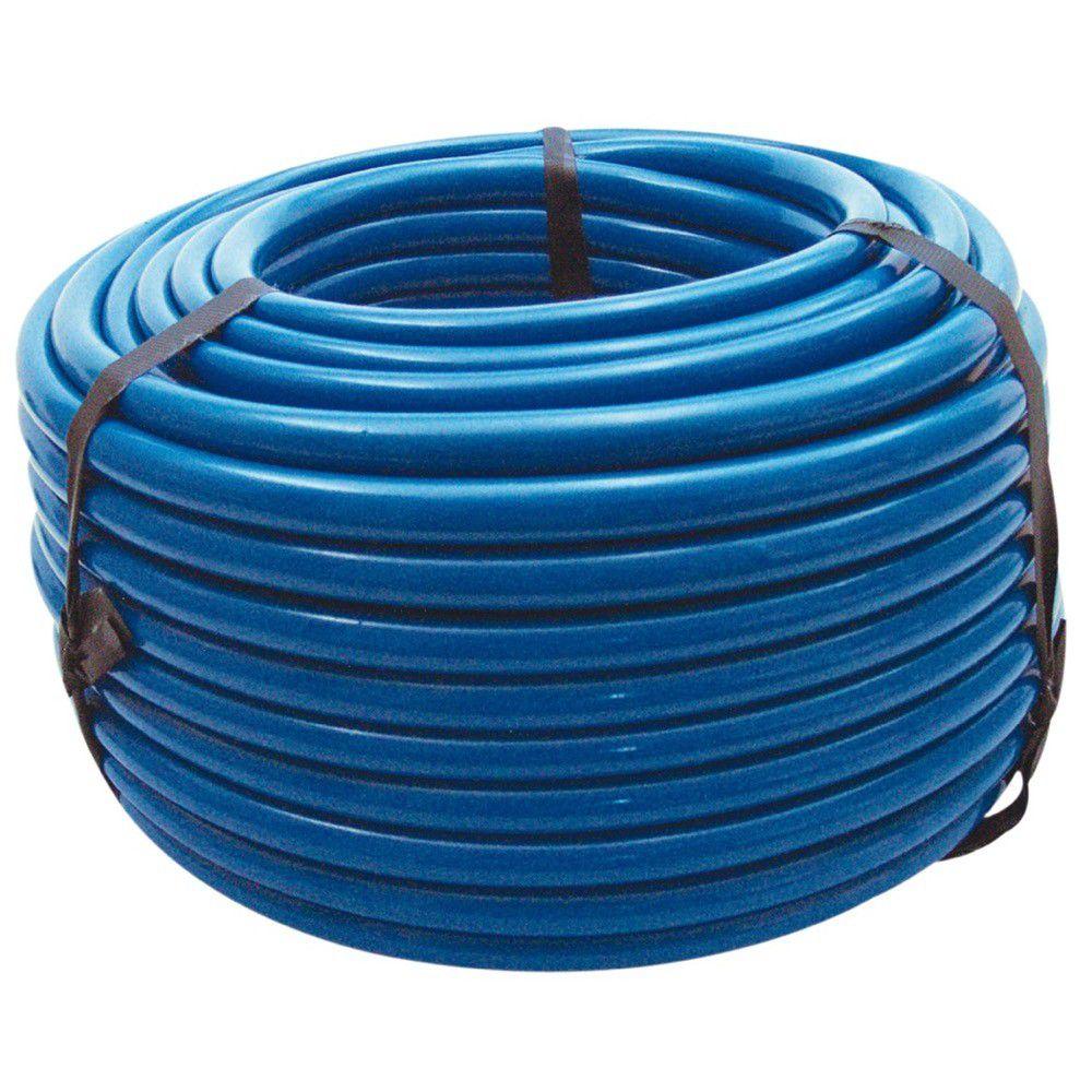 Mangueira Lisa Flexivel Azul 1/2X2,0 X50M Sunflex