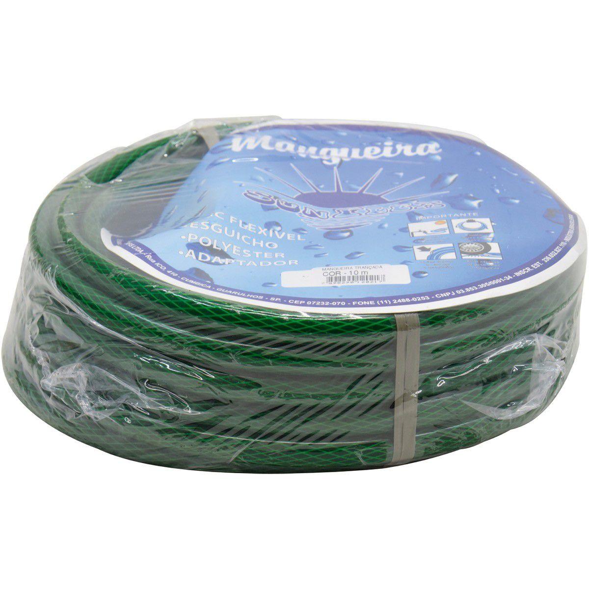 Mangueira Trancada Color 10M 7/16 1,5Mm Sunflex