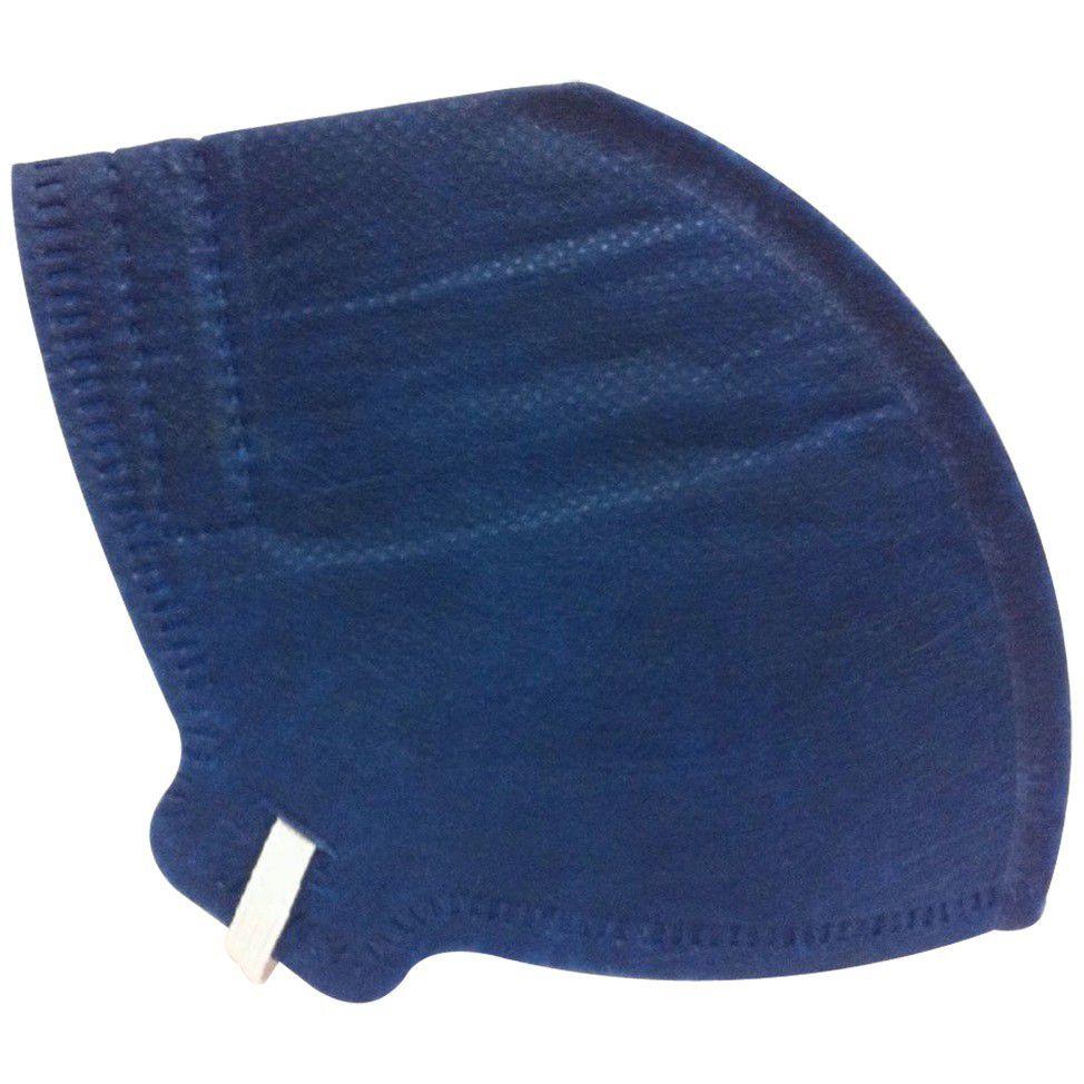 Mascara Protecao Respiratoria Pff2  N95 3 Camadas Clip Nasal