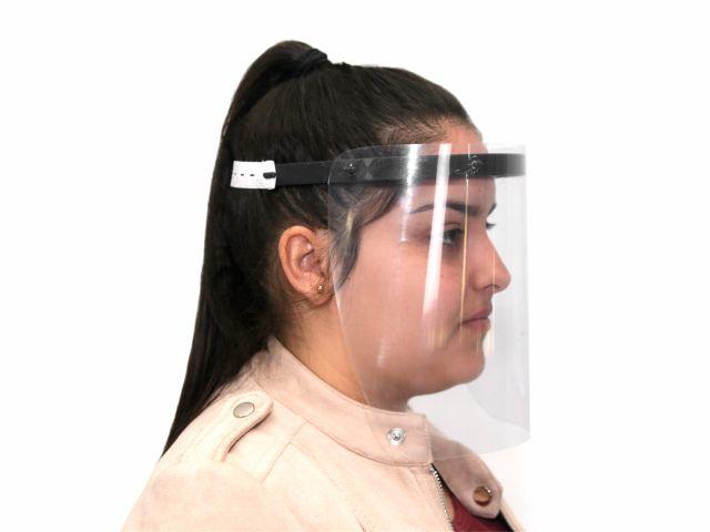 Mascara Protetor Facial Reutilizável Smart Health Anvisa