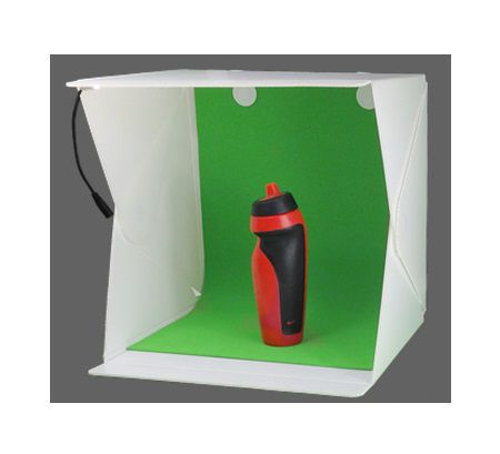 Mini Studio Fotografia Evobox 38 Cm Led