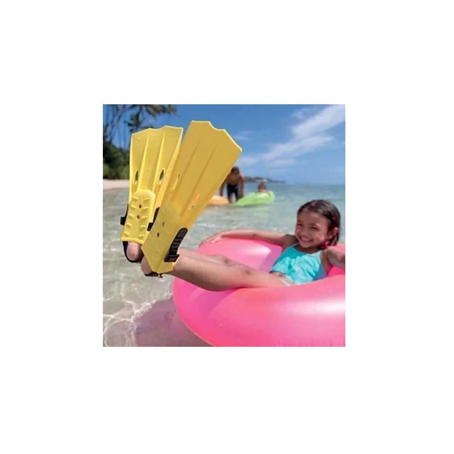 Nadadeira Pé de Pato Play Junior Intex #55936