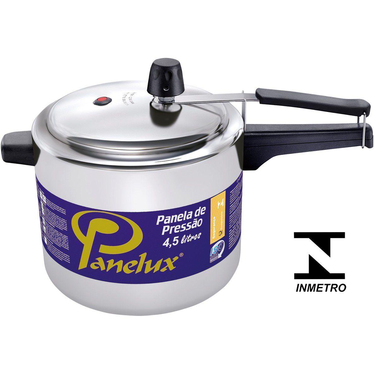 Panela Pressao 04,5L Panelux