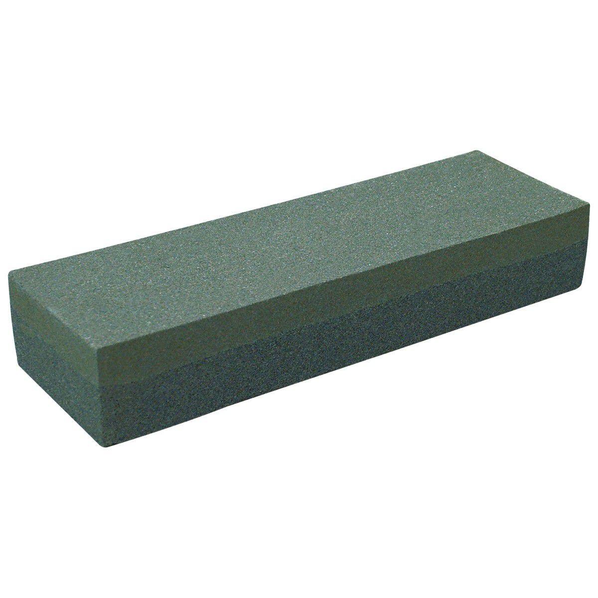 Pedra De Afiar Dupla Face Corte Forte 6