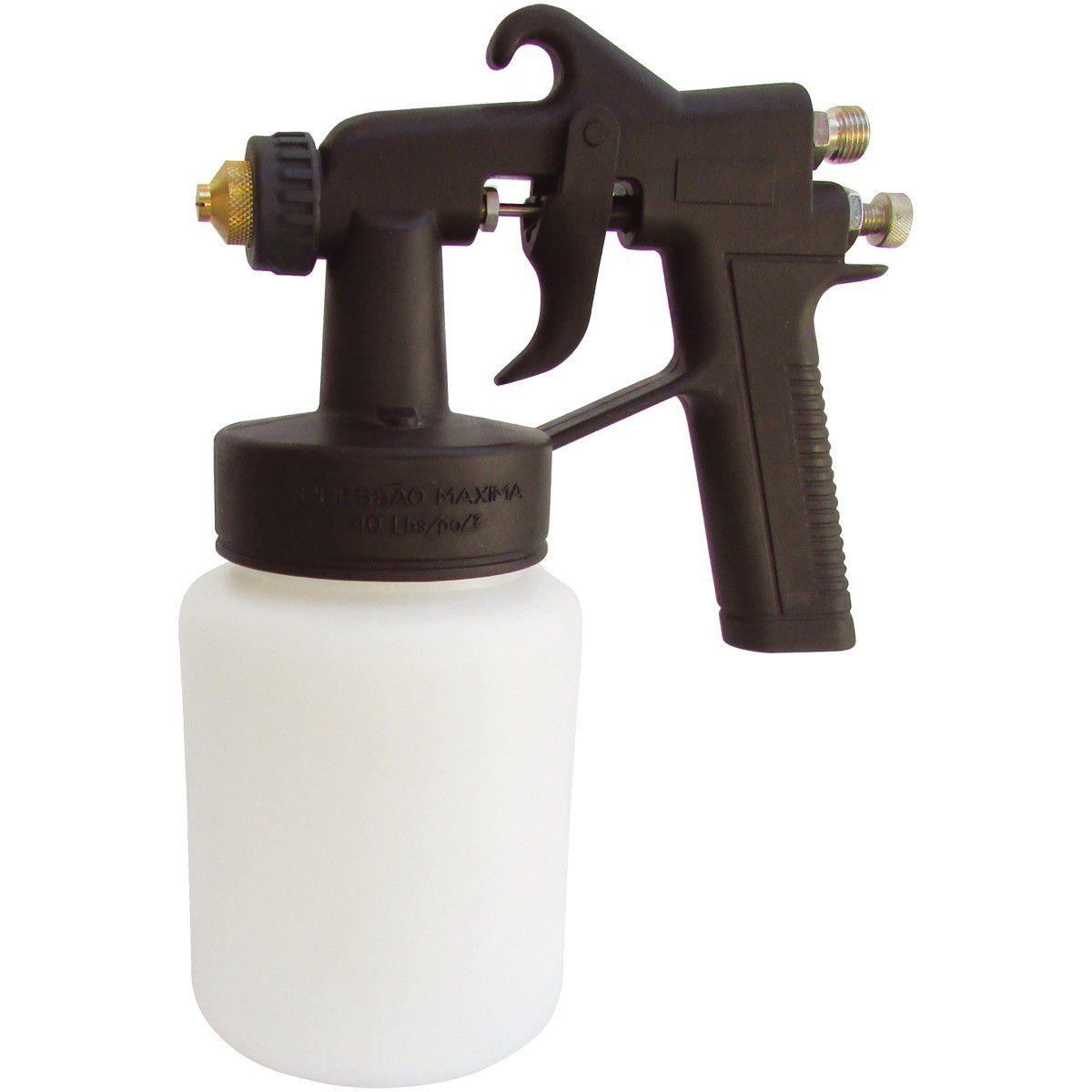 Pistola De Ar P472 Intech Machine
