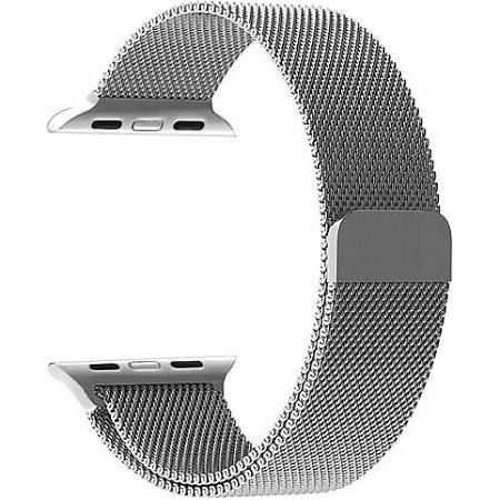 Pulseira Metal Apple Watch 42 mm Magnetica Curv