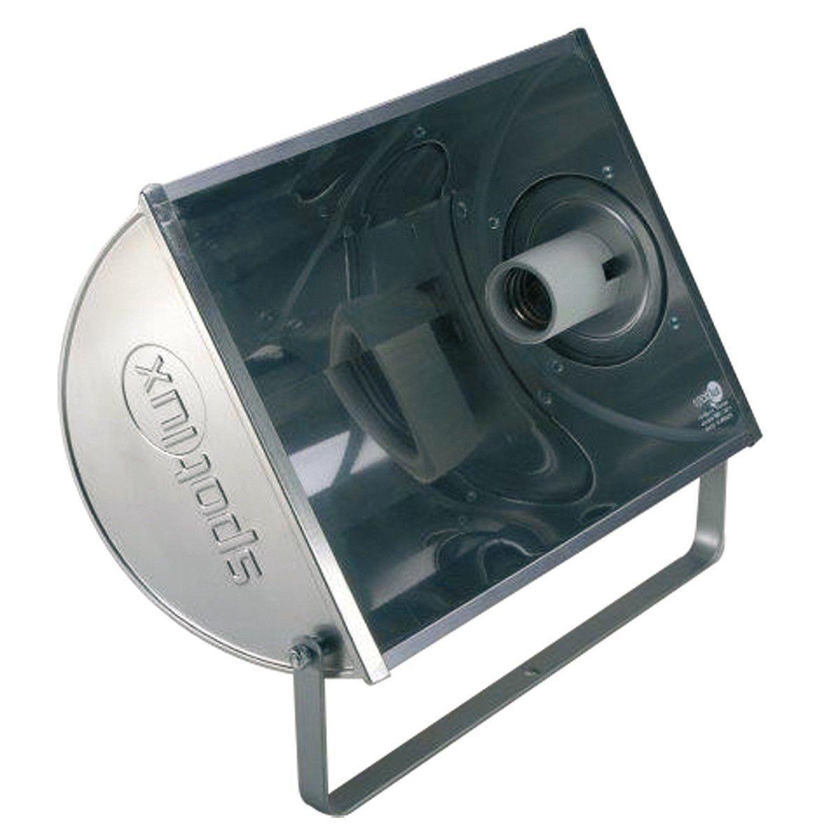 Refletor Aluminio Rle 400W E40 Spotlux