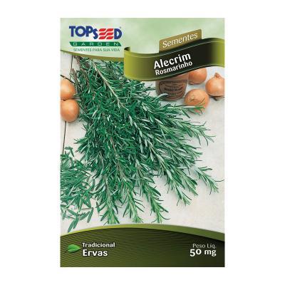 Semente ervas alecrim/rosmarin c20