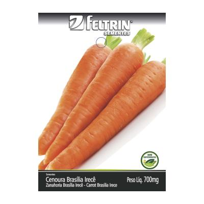 Semente h.cenoura brasilia feltc25