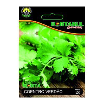 Semente h.coentro verdao hsul  c20