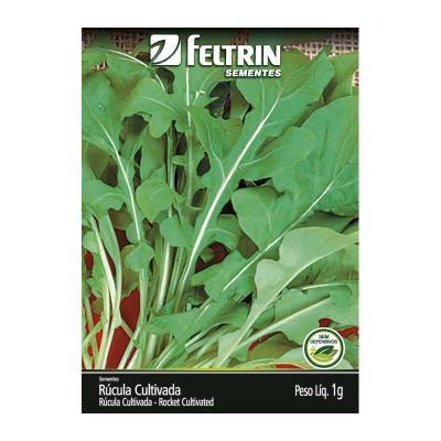 Semente h.rucula cultiv.feltrinc25
