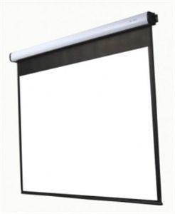 Tela Projecao Retrátil 4:3 - 244x183cm tbms120v Trace-Board