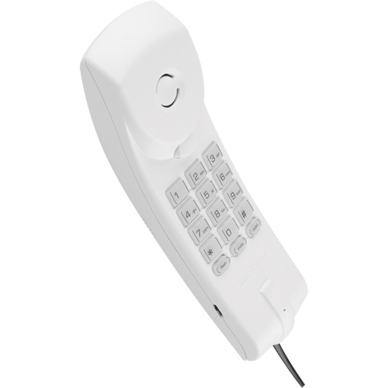 Telefone Com Fio Intelbras Tc20 Cinza Artico