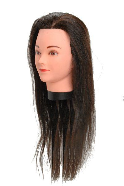 Cabeça de Boneca para Treino de Penteados e Corte