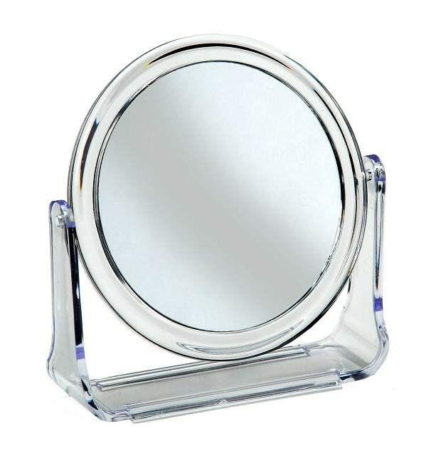 Espelho de Aumento Bancada - Médio Portátil - Importado