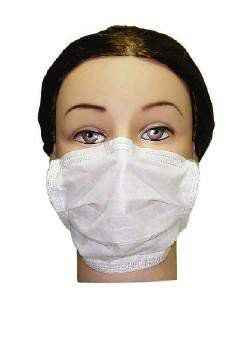 Máscara Descartável Não Tecido com Tira