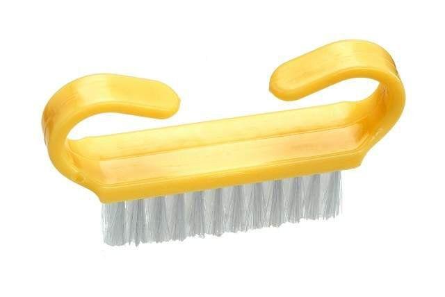 Escova Limpeza das Unhas