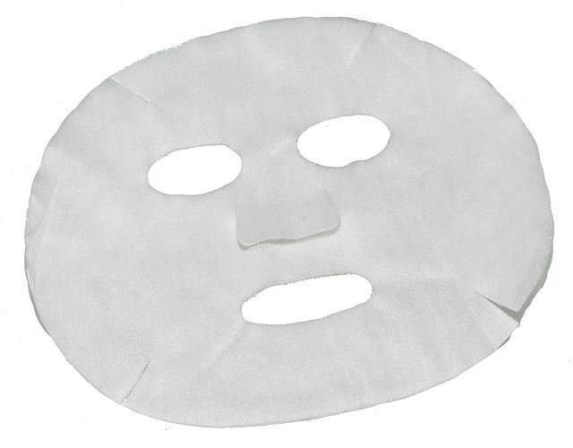 Máscara Descartável para Limpeza Facial em TNT - 20 unidades