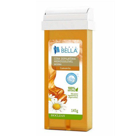 Refil de Cera Hidrossolúvel Depil Bella - Camomila