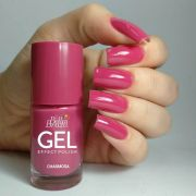 Esmalte Bella Brazil Efeito Gel - Charmosa 9ml