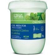 Gel Redutor de Medidas e Celulite com Cafeína 750g Dagua Natural