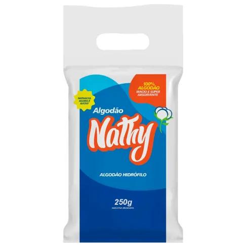 Algodão Hidrófilo Nathy - 250g