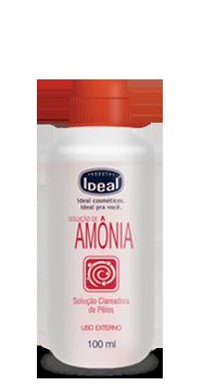 Amônia 100ml - Ideal