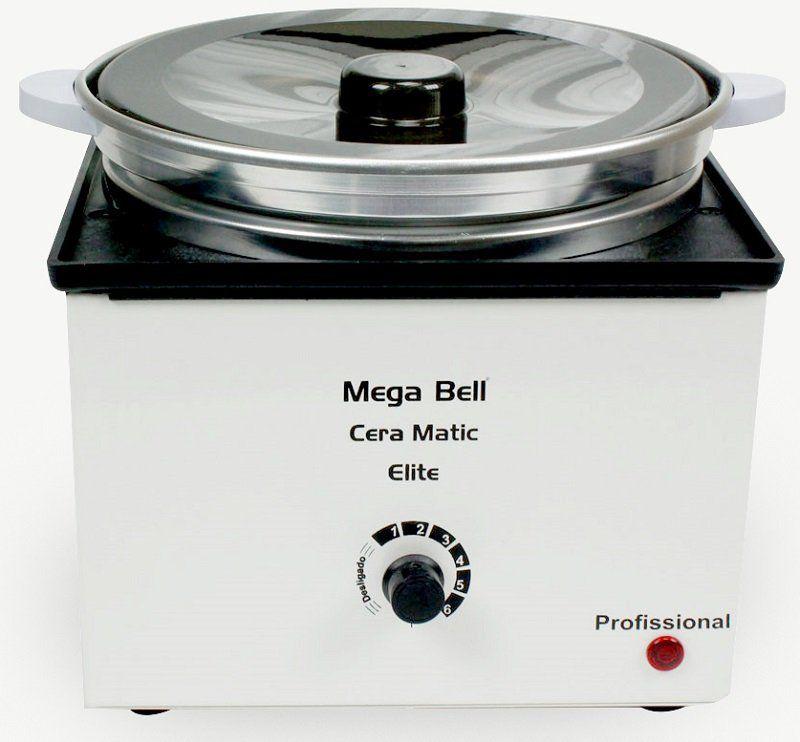 Aquecedor de Pedras Quentes e Termocera - 2,5 kgs Branca Com refil