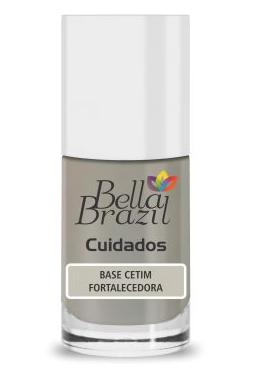 Base Cetim Fortalecedora  - Bella Brazil 9 ml