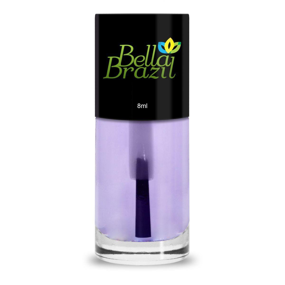 Esmalte Finalizador Top Coat Girassol - Bella Brazil 8ml