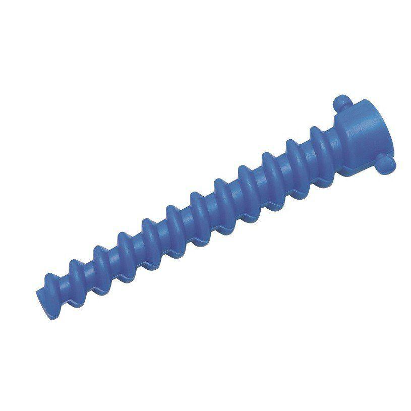 Bigodim Espiral Para Cabelos Pacote Com 12 Unidades - Santa Clara