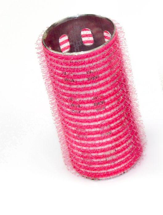 Bob de Alumínio com Velcro para Cabelo 20mm
