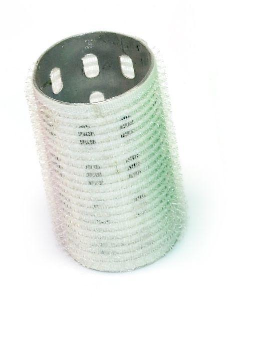 Bob de Alumínio com Velcro para Cabelo 25mm