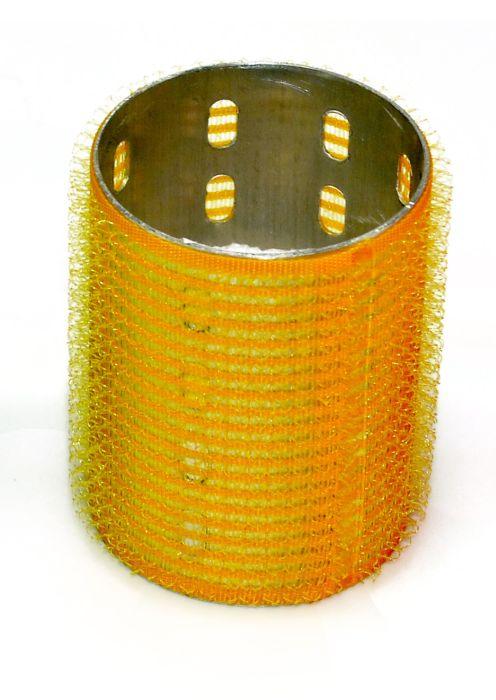Bob de Alumínio com Velcro para Cabelo 45mm