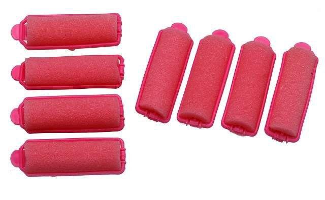 Bob de Espuma Para Cabelos 19mm Pacote com 6 Unidades