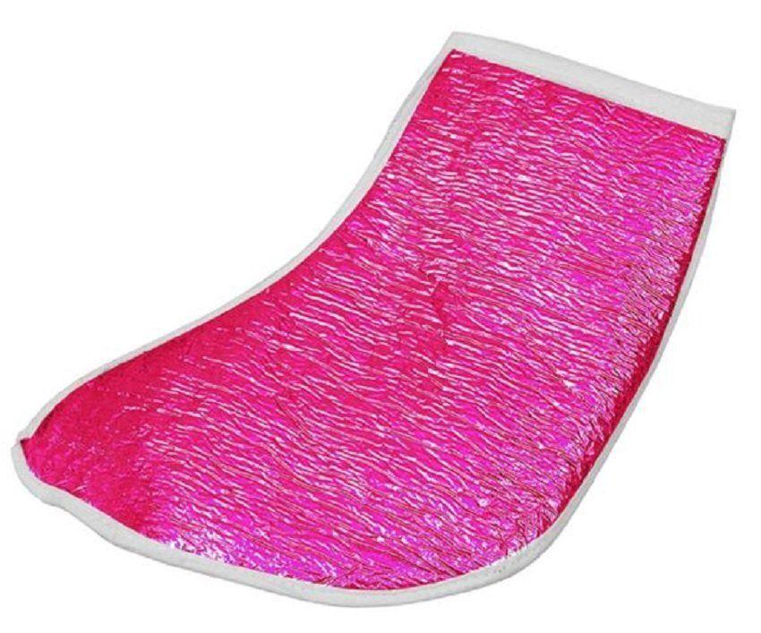 Bota Metalizada Pink com Isolmanta - Par