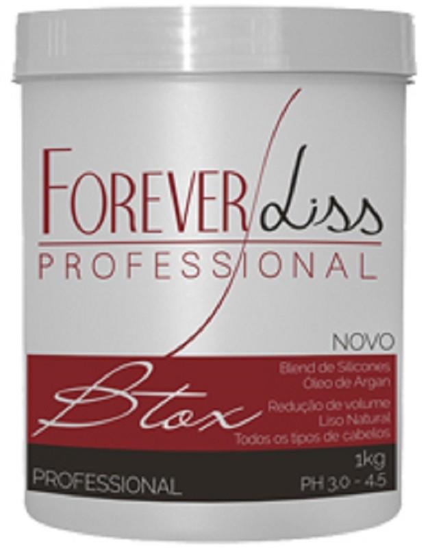 Botox Capilar Argan Oil 1kg - Forever Liss
