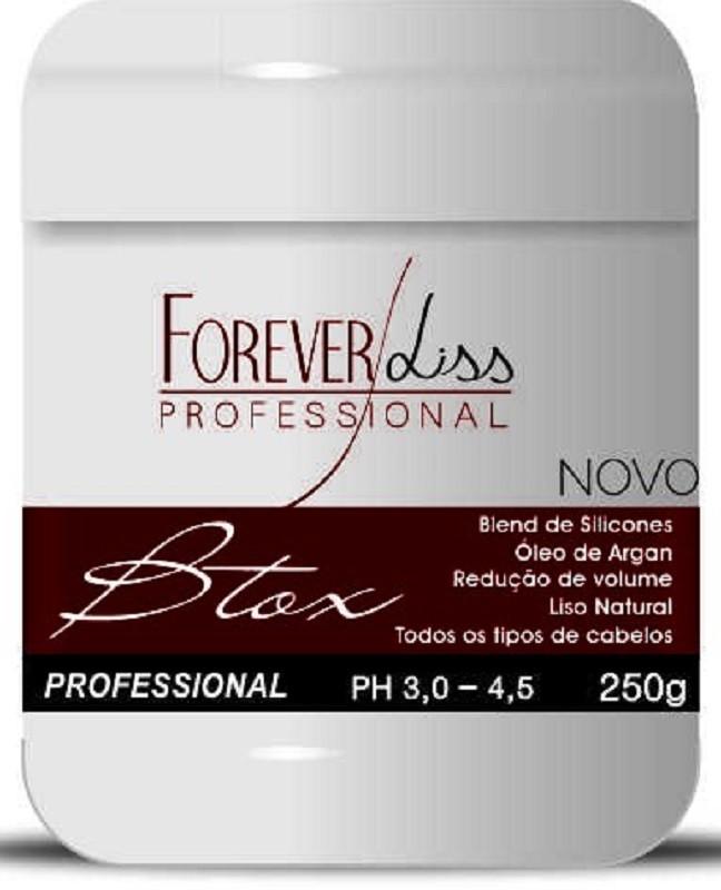 Botox Capilar Argan Oil 250gr - Forever Liss