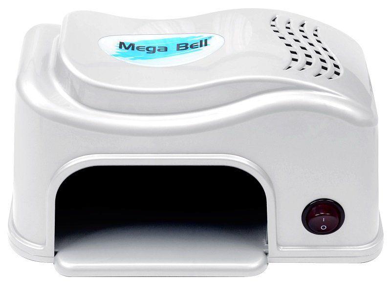 Cabine UV Compact para Unhas - Mega Bell Branca 110v
