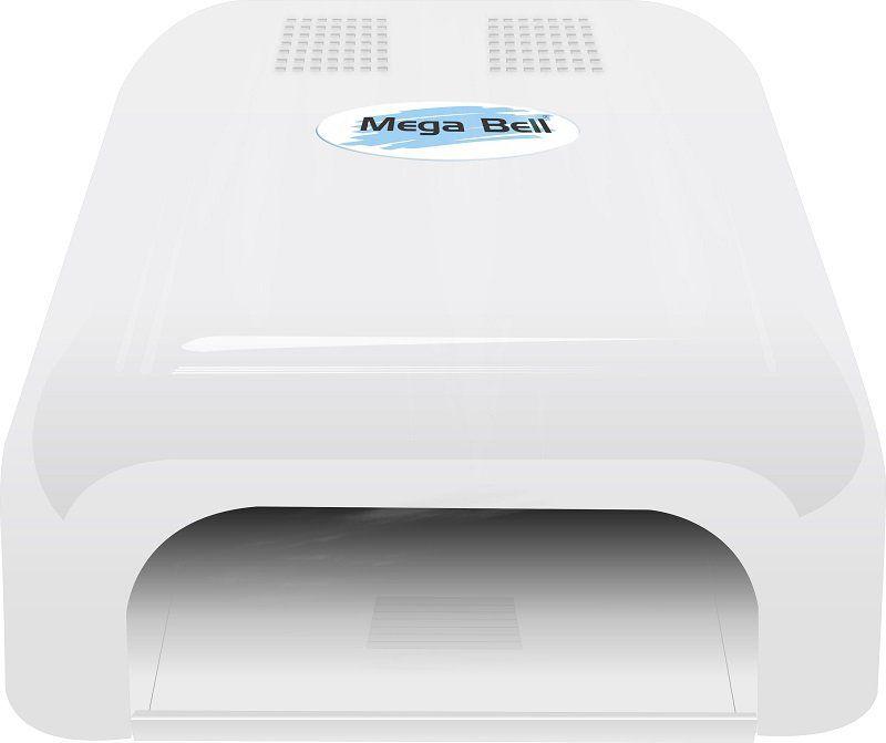 Cabine UV para Unhas de Gel e Acry-Gel Mega Bell - Branca 110v