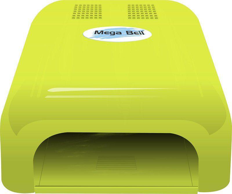 Cabine UV para Unhas de Gel e Acry-Gel Mega Bell - Verde Limão 220v